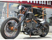 Custom Bobber Build PA - The Blitzkrieg Bobber