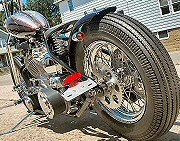 Custom Bobber Parts PA., Custom Bobber Fenders, Bobber Seats, Bobbers For Sale PA.
