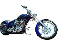 Godfather Custom Motorcycle, Custom Chopper Motorcycles PA.