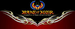 Motorcycle Paint and Graphics PA - Iron Hawg proudly uses House of Kolor® Paints