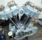 Harley Davidson Engine Rebuilding Repair Pennsylvania By Iron Hawg Custom Cycles Inc.