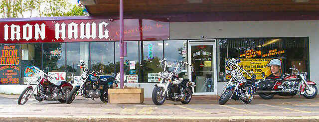 Harley Davidson's For Sale PA. - Motorcycles For Sale PA., Iron Hawg Custom Cycles Inc.