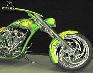 Custom Motorcycle Paint & Graphics,PA ,Powder Coating PA