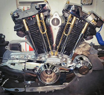Harley Restoration PA ,Harley Engine Rebuilding PA