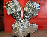 Engine Repairs, Restoring, Upper Engines, Lower Engines, Panhead, Evolution Motors, Knucklehead Motors, Flathead Motors, Iron Hawg